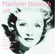 CD Marlene Dietrich Falling in Love cd1