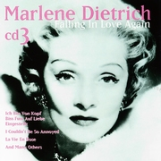 CD Marlene Dietrich Falling in love cd3