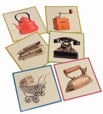 Herinnerings- & memoriespel (2 x 24 kaarten!)