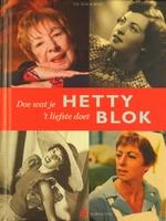 BK+CD+DVD Hetty Blok