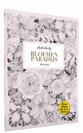 Kleurboek Bloemenparadijs