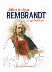 Kleurboek Rembrant en zijn leerlingen