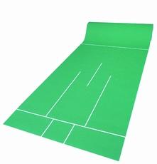 Short Mat Bowls speelmat 13x1,82 meter