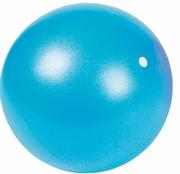 Mini oefenbal blauw